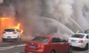 Cháy tiệm mát xa, 18 người chết, 2 người bị thương