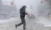 Bão tuyết phủ trắng New York, ít nhất một người chết
