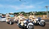 Đăk Nông: Cảnh sát giao thông vì bình yên trên những con đường