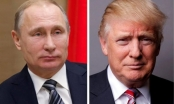 Trump và Putin lần đầu tiên điện đàm sau vụ Mỹ tấn công Syria