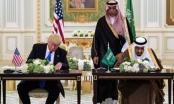 Mỹ và Saudi Arabia ký thỏa thuận vũ khí trị giá 350 tỷ USD
