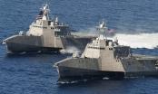 Mỹ điều tàu chiến tới Qatar để tập trận giữa lúc căng thẳng