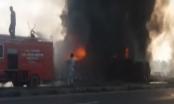 123 người chết cháy do xe chở dầu bị lật trên đường cao tốc Pakistan