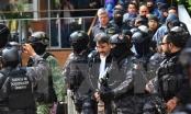 Mexico: Đấu súng dữ dội gần biên giới Mỹ, ít nhất 26 người thiệt mạng