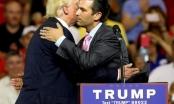 Ông Trump lại gặp khó vì những tiết lộ của con trai