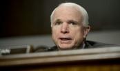 Thượng nghị sỹ Mỹ John McCain bị ung thư não
