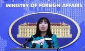 Việt Nam quan ngại trước việc Triều Tiên thử tên lửa đạn đạo