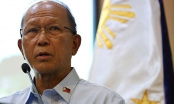 Philippines: Trung Quốc nhất trí không mở rộng các thực thể trên Biển Đông