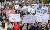 Mỹ: Hàng ngàn người biểu tình chống phân biệt chủng tộc