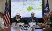 Tổng thống Trump vào tâm bão lũ tại Texas