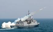 Hàn Quốc tập trận bắn đạn thật cảnh cáo Triều Tiên