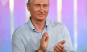 Khảo sát: 2/3 người Nga muốn Tổng thống Putin tái đắc cử
