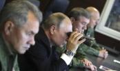 Tổng thống Putin thị sát cuộc tập trận Zapad 2017