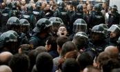 Catalonia tuyên bố có quyền tách khỏi Tây Ban Nha sau cuộc trưng cầu hỗn loạn