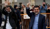 Tây Ban Nha bắt giam hai lãnh đạo đòi ly khai của Catalonia