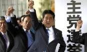 Đảng của Thủ tướng Nhật Abe giành chiến thắng trong bầu cử Hạ viện