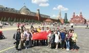 Nga lo lắng với 'du lịch 0 đồng'