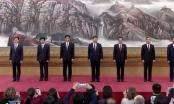 Trung Quốc ra mắt 7 lãnh đạo cao nhất khóa mới