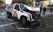 """Cảnh tượng đáng sợ tại nơi """"khủng bố"""" bằng xe tải giữa New York (Mỹ)"""