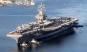 Máy bay Mỹ chở 11 người gặp nạn trên đường tới tàu sân bay gần Nhật Bản