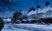 Tuyết trắng xóa bao trùm khắp nước Anh