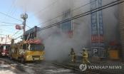 Cháy bệnh viện ở Hàn Quốc, ít nhất 31 người thiệt mạng