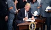 Ông Trump ký lệnh đánh thuế đối với thép và nhôm nhập khẩu