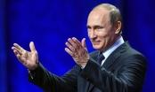 Ông Putin giành chiến thắng áp đảo, tái đắc cử Tổng thống Nga