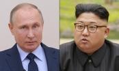 Ông Kim Jong-un chúc mừng ông Putin tái đắc cử Tổng thống Nga