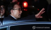 Cựu Tổng thống Hàn Quốc bị bắt giữ với cáo buộc tham nhũng