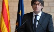 Lãnh đạo ly khai Catalonia bị bắt, người dân biểu tình phản đối