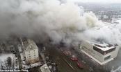 Cháy trung tâm thương mại tại Nga, 37 người thiệt mạng
