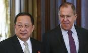 Ngoại trưởng Triều Tiên đến Nga, bàn về vấn đề hạt nhân