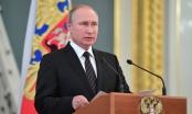 Tổng thống Putin lên tiếng giữa lúc căng thẳng tại Syria leo thang