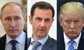 """""""Chảo lửa"""" Syria ra sao sau cuộc không kích của Mỹ và đồng minh?"""