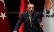 Tổng thống Thổ Nhĩ Kỳ tố Mỹ đưa 5.000 xe tải chở vũ khí tới Syria