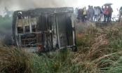 Cháy xe buýt ở Ấn Độ, 27 người thiệt mạng