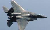 Tiêm kích F-15 của Mỹ đâm xuống biển Nhật Bản