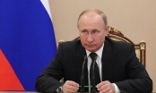 Tổng thống Putin sa thải hàng loạt quan chức trước thềm World Cup 2018