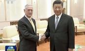 Biển Đông tiếp tục phủ bóng quan hệ Mỹ - Trung