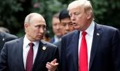 """Ông Trump coi Tổng thống Putin là """"đối thủ"""""""