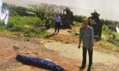 Chồng sát hại vợ rồi mang xác ra nghĩa địa phi tang