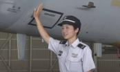 Nhật Bản lần đầu tiên có nữ phi công máy bay chiến đấu