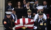 Tang lễ John McCain - Lời cảnh tỉnh về một nước Mỹ chia rẽ vì Trump