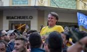 Ứng cử viên tổng thống Brazil bị đâm dao khi đang vận động tranh cử