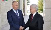 Tuyên bố chung kết quả chuyến thăm Liên bang Nga của Tổng Bí thư