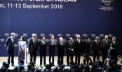 WEF ASEAN: Các nước tìm cách ứng phó với chiến tranh thương mại