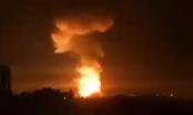 Syria bị tấn công ồ ạt từ tên lửa bí mật