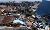Chùm ảnh: Indonesia bị chôn vùi trong đống đổ nát sau thảm họa động đất, sóng thần