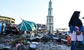 Cuộc sống màn trời chiếu đất của người Indonesia sau thảm họa kép